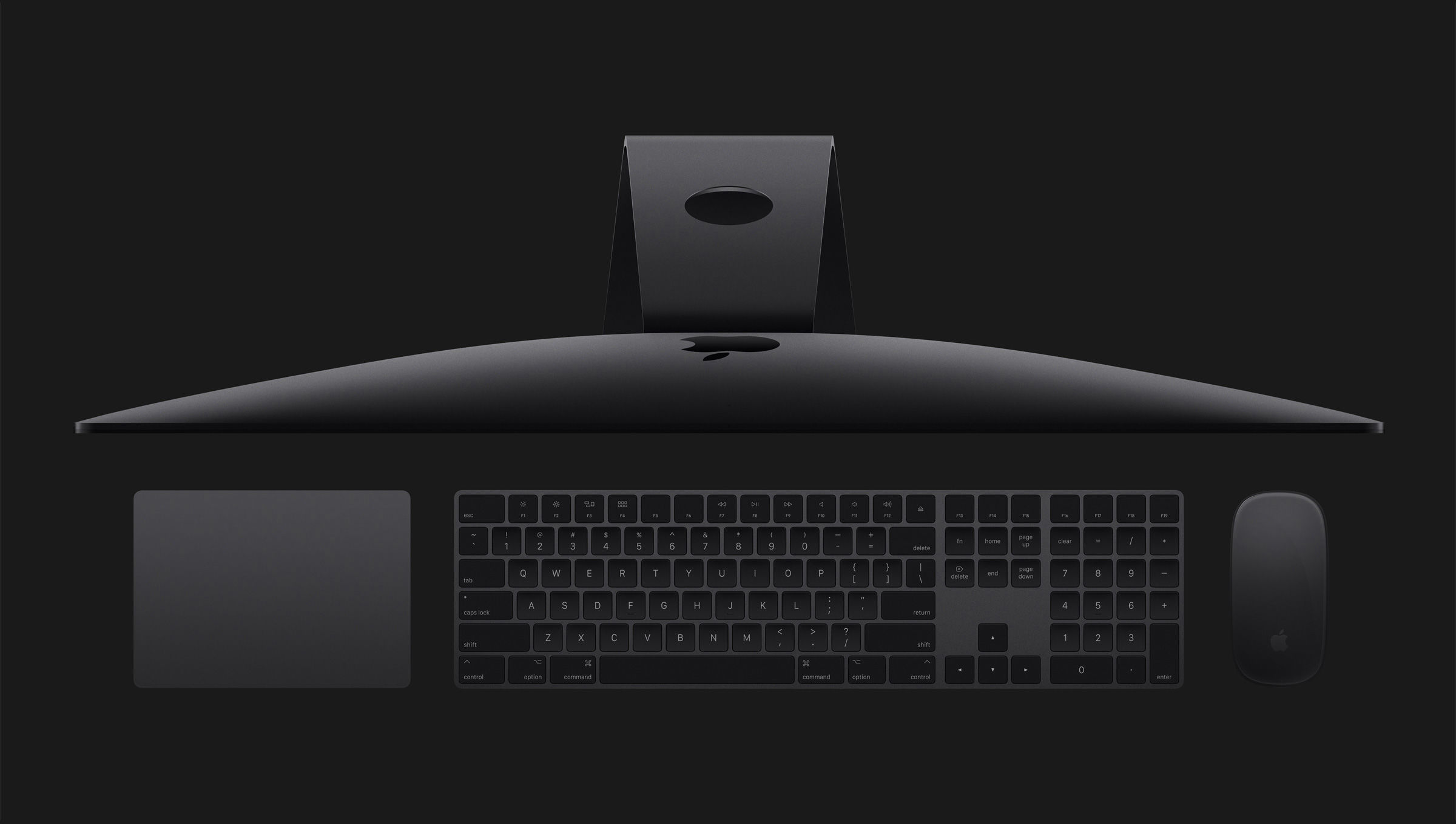 Apple Unveils Powerful New iMac Pro