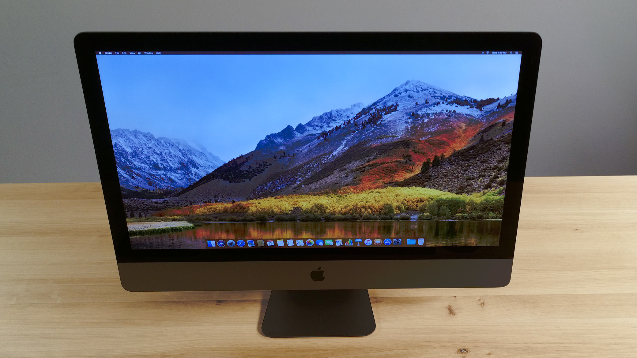 A new fully loaded iMac Pro costs as much as a auto